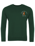 Woodlea Primary School Bottle Green Sweatshirt