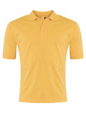 Yellow Selena Polo