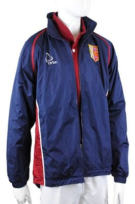 St Cuthbert's Catholic High School Navy Showerproof Jacket