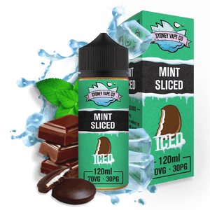 Mint Sliced - ICED