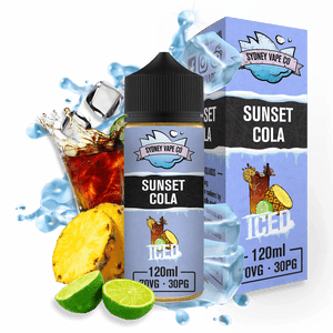 Sunset Cola - ICED