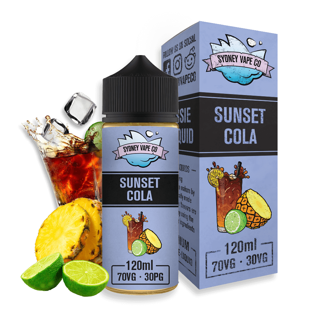 Sunset Cola