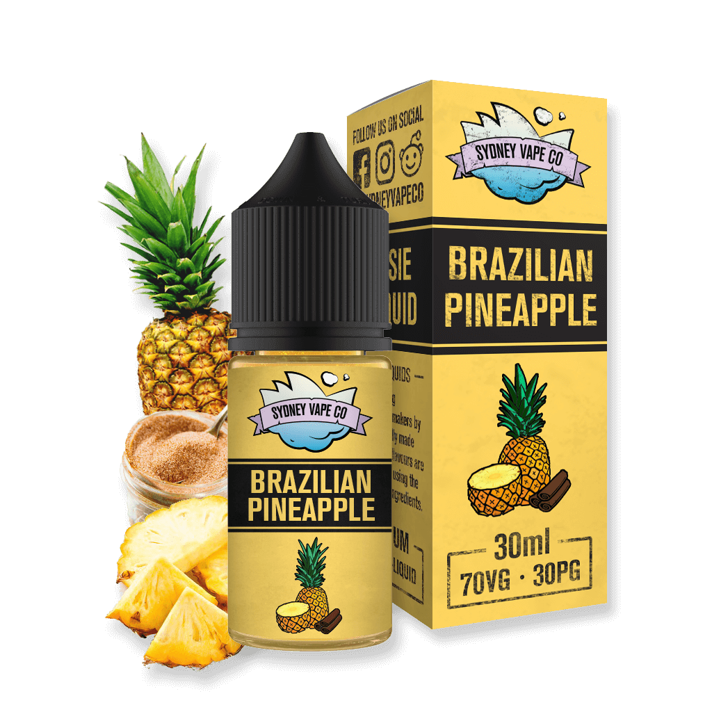 Brazilian Pineapple