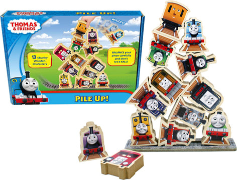 Thomas & Friends Pile Up Game