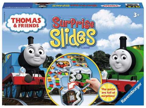 Surprise Slides Game: Thomas & Friends