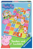 Puzzle - Snakes and Ladders: Peppa Pig