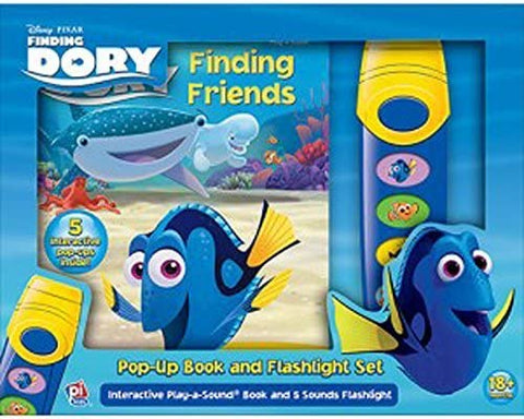 Little Flashlight Adventure: Disney Finding Dory