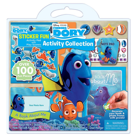 Finding Dory Activity Set (100 Piece)