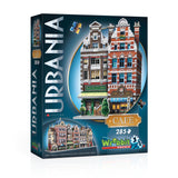 3D Puzzles: Urbania Collection - Cafe