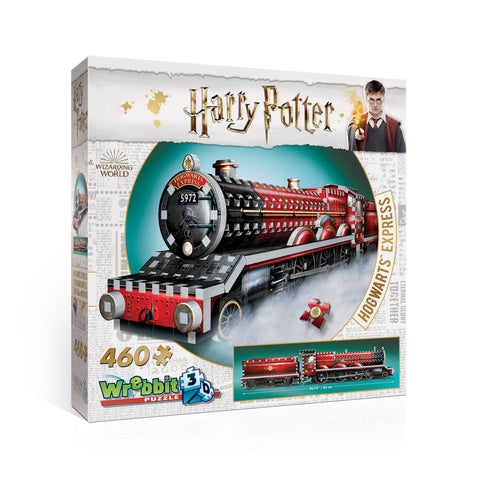 3D Puzzles: Harry Potter - Hogwarts Express