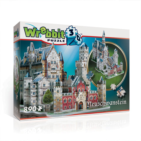 The Classics Collection: Neuschwanstein Castle