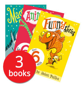 Stories for 6-Year-Olds - 3 Books
