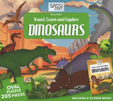 Travel, Learn and Explore - Dinosaurs