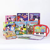 My First Music Maker 8 Book Set: Mickey Mouse