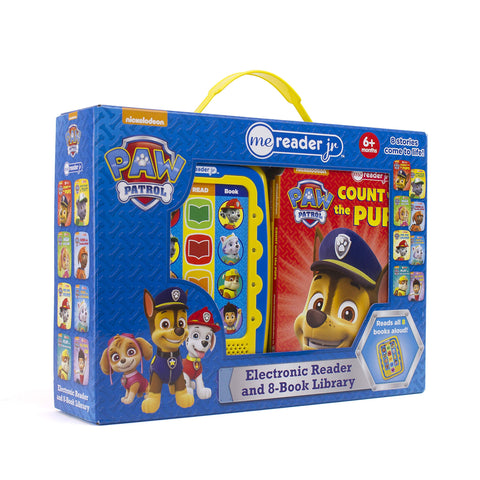 ME Reader JR 8pk Book in Book: Paw Patrol