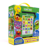 ME Reader Electronic Reader and 8-Book Library: Sesame Street