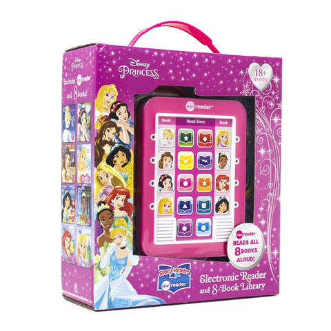 ME Reader 8pk Book in Book: Disney Princess