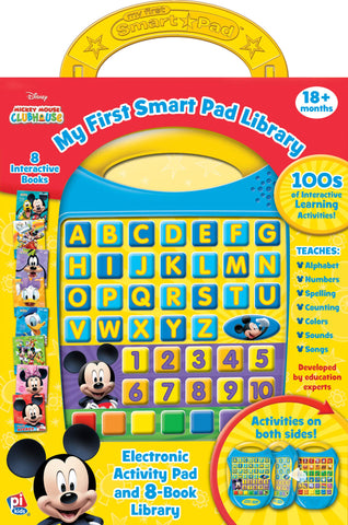 My First Smart Pad: Mickey Mouse Clubhouse