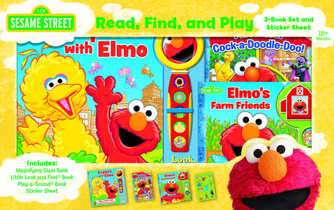 Read Find N Play: Sesame Street