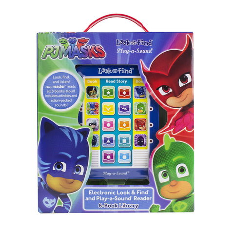 ME Reader Electronic Reader and 8-Book Library: PJ Masks