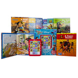 ME Reader Electronic Reader and 8-Book Library: Disney Adventures