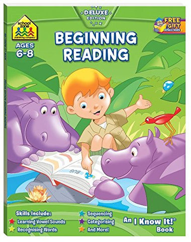 I Know It Deluxe Workbooks: Beginning Reading