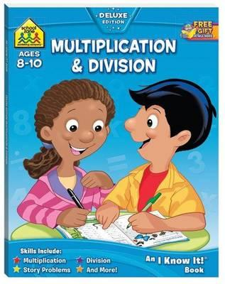 I Know It Deluxe Workbooks: Multiplication and Division