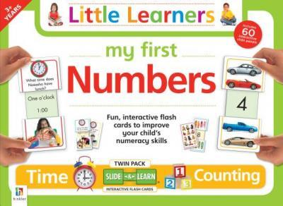 Flash Card Set - My First Numbers