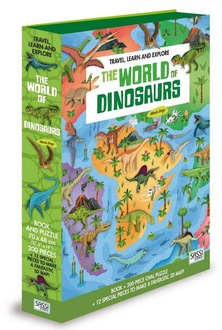 Travel, Learn and Explore - The World of Dinosaurs