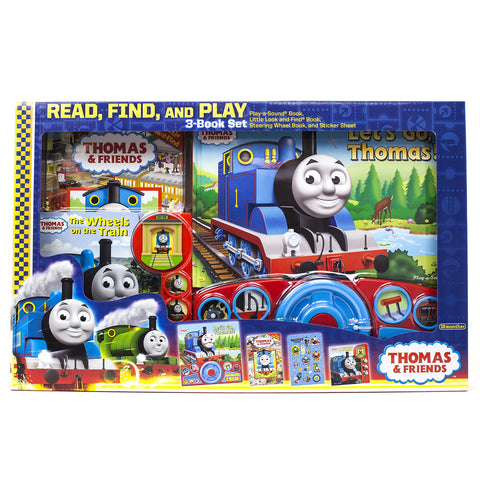 Read Find N Play: Thomas