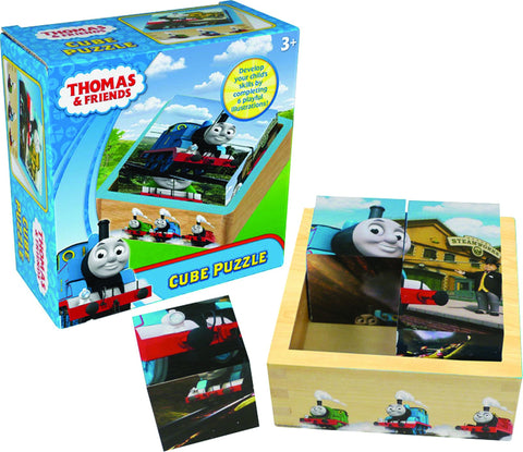 Thomas & Friends Cube Puzzle