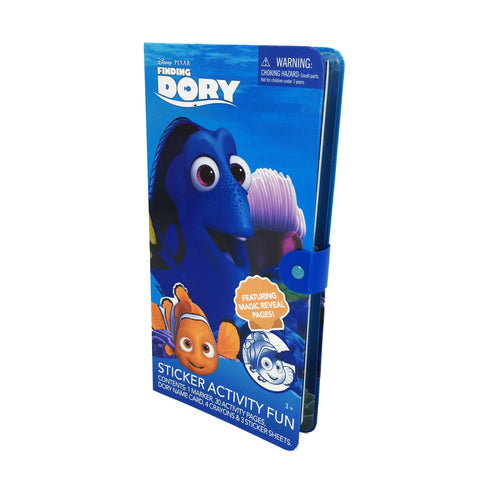 Finding Dory Sticker Activity Fun and Coloring