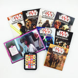 Star Wars Electronic Reader and 8-Books Library