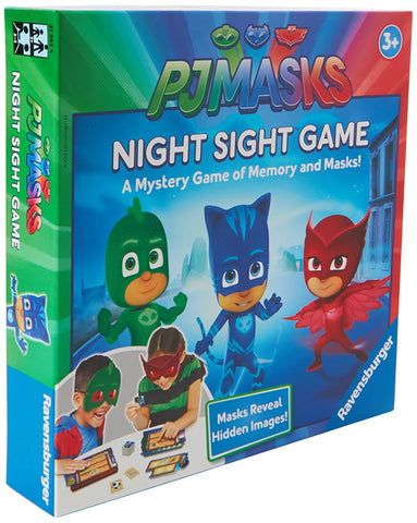 Children's Games - Night Sight Game: PJ Masks