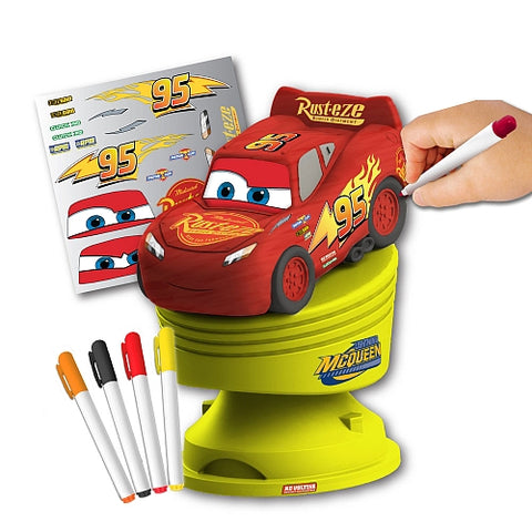 Cars 3 Design a Vinyl - Lightning McQueen