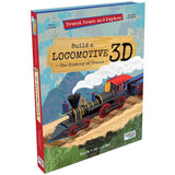 Travel, Learn and Explore: 3D Locomotive