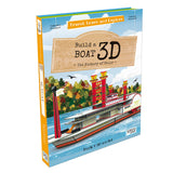 Travel, Learn and Explore: 3D Build A Boat