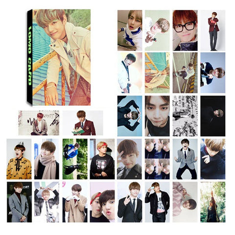 Bts Young Forever Album Photocards Asian Pop And Shows