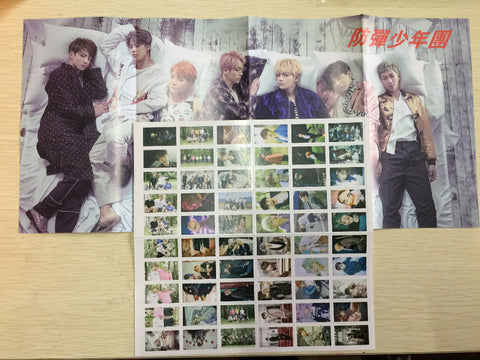 Kpop Posters and Photocards Set – Asian Pop and Shows
