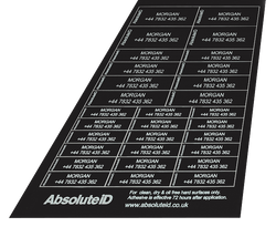Absolute ID Labels