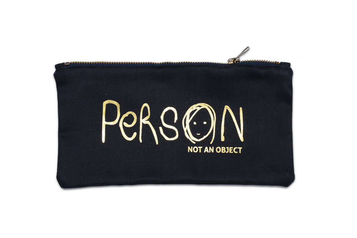ארנק   PERSON NOT AN OBJECT