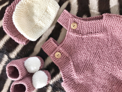 Marcello Baby Booties
