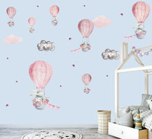 Blossom Bunnies Wall Art Set