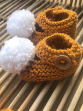 Seraphina Baby Booties