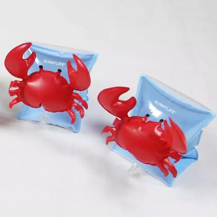 Crabby Float Bands