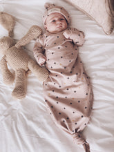 Signature Swiss Cross Knotted Sleep Sack