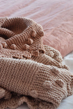 Bobble lacy edge blankets – Eco Cotton – Baby