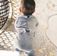 Neutral Ribbed Onesie