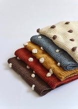 Eco Cotton Bobble Blanket