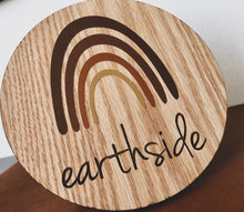 Earthside Rainbow Plaque